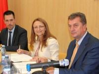 Judeţul Sibiu și districtul Raska din Serbia facprimii pași în colaborare