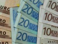 Euro a scăzut la 4,585 lei