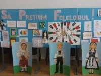 Copiii din Sibiu prețuiesc folclorul