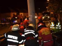 Incendiu la o pensiune de pe strada Berăriei