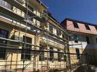 Șantier de milioane la Spitalul TBC din Sibiu