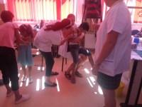 Aproape 900 de copii din județul Sibiu, vaccinați în două săptămâni