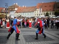 """Sute de povești și personaje vor invada străzile Sibiului la Festivalul Medieval """"Cetăți Transilvane"""""""