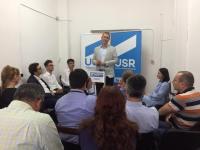 Deputatul sibian Dan Barna candidează la șefia USR | EXCLUSIVITATE