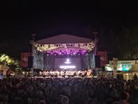 Peste 3.000 de spectatori au participat la concertul Orchestrei Filarmonicii de Stat Sibiu din cadrul Festivalului Internațional George Enescu