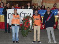 Victimele din Colectiv, comemorate la Sibiu, la doi ani după tragedie