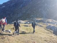 Podețe noi pe traseele turistice din munţii Făgăraş