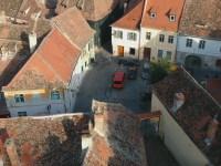 Piaţa Aurarilor. Punctul zero al Sibiului