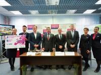 Anunțul SPECTACULOS făcut de Wizz Air la Sibiu
