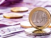 Euro a crescut de la începutul anului cu aproape 3%