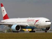Zborul Sibiu – Viena, anulat din cauza unei păsări