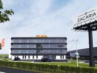 Kuka își dublează producția și numărul de angajați cu un spațiu industrial nou în Zona Industrială Est