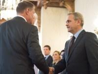 """Decretul privind desemnarea lui Dăncilă, scris greşit. Iohannis a uitat de """"Vasilica"""""""