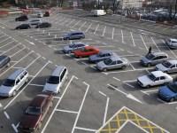 Se închide temporar parcarea de la Cazarma 90