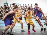 Debut de sezon competițional pentru BC CSU Sibiu 3×3