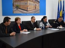 Prefectul cere deszăpezire și în cartierele Sibiului