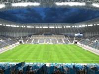 Un stadion ridicat de CON-A, recunoscut printre cele mai frumoase din lume