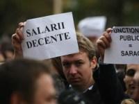 Revoluția fiscală: salariile polițiștilor scad; în învățământ, angajații vin cu bani de acasă