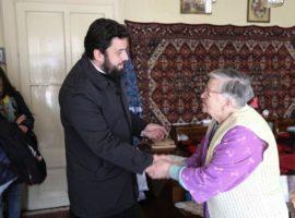 Ajutoare pentru persoane defavorizate din Sibiu, în prag de sărbători