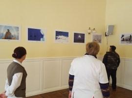 Expoziție de fotografie și petrecere retro la Palatul Brukenthal