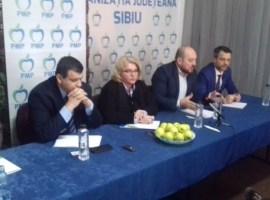 PMP cere alegeri din două tururi la Sibiu