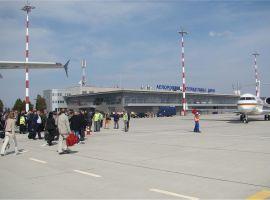 Conflictul de muncă de la Aeroportul Internațional Sibiu a fost închis