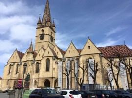 5 milioane de euro pentru renovarea Bisericii Evanghelice din Sibiu