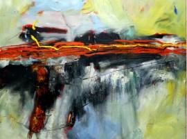 Explozie de forță și culoare, la Muzeul de Artă Contemporană