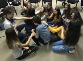 Adolescenții din Sibiu fac primul pas în lumea producției cinematografice