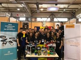 ULBS, locul 7 la Campionatul European de Robotică EUROBOT 2018