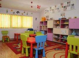 Reînscrierea copiilor la grădiniţă va începe pe 7 mai