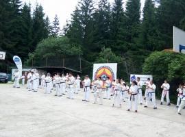 Karate la Sala Transilvania