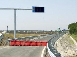 A1 Orăștie-Sibiu se închide pentru 24 de ore!