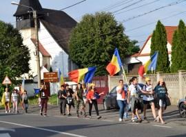 Marșul Centenarului vine în Sibiu