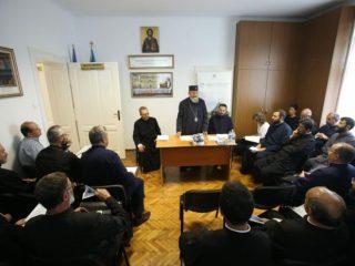 Preoții din Protopopiatul Sibiu se pregătesc pentru ITO 2018
