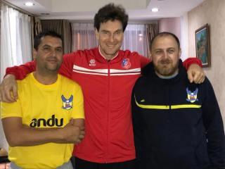 CSU Sibiu joacă astăzi primul meci de pregătire, în noua formulă