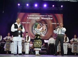 Cântelece Munților  din Europa, Asia și America au răsunat la Sibiu