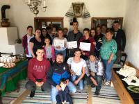 Tineri premiați de asociația Vatra Satului Săcădate