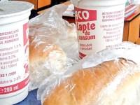Copiii din Sibiu vor primi pachetul lapte-corn și mere după vacanța de iarnă