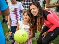 """Kids Day la Sibiu Open. Buzărnescu și Bolelli au dat în """"mintea copiilor""""!"""
