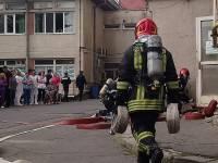 ANCHETĂ la Spitalul Județean Sibiu, unde s-au produs două incendii într-o săptămână