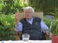 """Scriitorului sibian Eginald Schlattner i se va acorda titlul de Doctor Honoris Causa al Universității """"Babeș-Bolyai"""""""