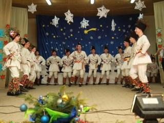 A doua zi de Crăciun, localnicii din Poplaca sunt invitați la spectacol