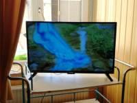 Moș Nicolae a adus televizoare pentru pacienții Spitalului Județean Sibiu