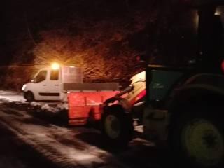 Drumurile județene, circulabile în condiții de iarnă