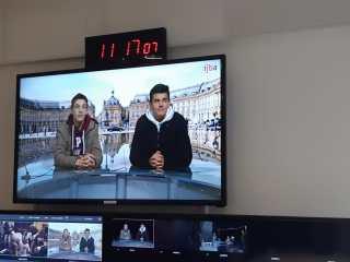 Educație la televizor
