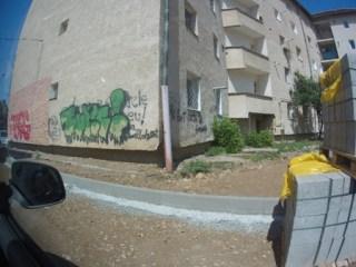 Poliția Locală n-are leac pentru graffiti