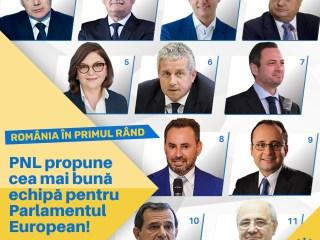 PNL, susținut de semnăturile a peste 1.400.000 de români în cursa pentru europarlamentare (P)