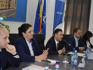 Vicepremierul Daniel Suciu: 800 de milioane de lei au fost alocate de Guvern județului Sibiu