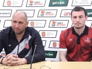 """FC Hermannstadt vrea un rezultat pozitiv la Botoșani: """"Să terminăm cu cadourile!"""""""
